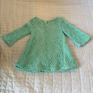 Gymboree NWOT Teal Dress